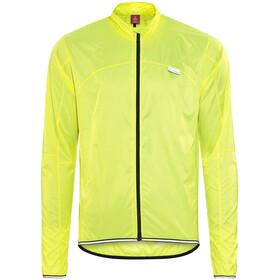 Löffler Windshell Bike Jacke Herren neongelb
